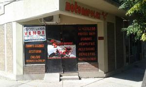 Local comercial esquina en venta/alquiler en las heras