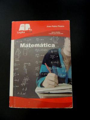 Libro de matematica 4to. logikamente