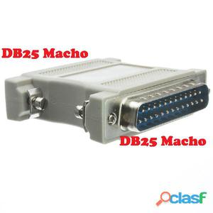 Adaptador Puerto Db25 Macho A Serie Db9 Hembra Csydee Pc Bs As