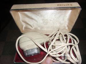Afeitadora antigua philips $1900.-