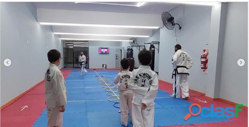 Villa urquiza taekwondo itf kids niños y niñas arismendi 2686