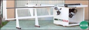 Escuadradora maquinas para carpinteria escuadradora benelli