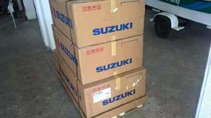 Suzuki 30 hp nuevo 2t