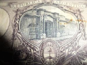 Antiguos billetes argentinos, 300 pesos c/u.