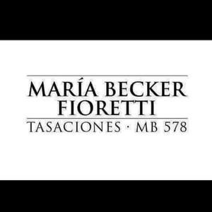 Maria becker fioretti tasaciones escritas perito tasador y