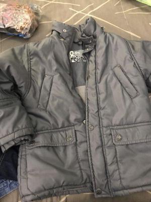 Campera de abrigo grisino t 8