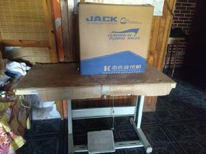 Maquina recta industrial jack. modelo jk-8720
