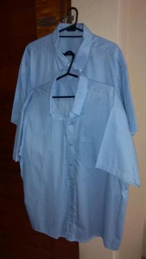2 camisas oxford xxl como nuevas