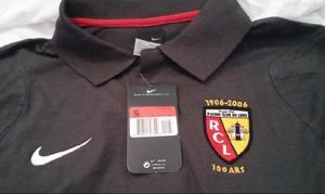 Camiseta chomba polo nike racing lens de francia