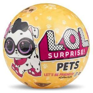 L.o.l surprise serie 3 pets / grandes 7 capas)) replica ((
