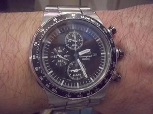 Reloj seiko cronografo tachymeter en excelente estado