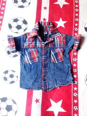 4f01dc20b Camisas bebe 【 REBAJAS Junio 】 | Clasf