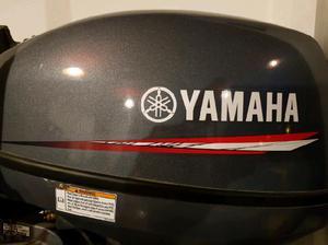 Motor fuera de borda yamaha 15 hp pata corta