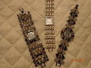 Reloj pulsera brazalete para mujer