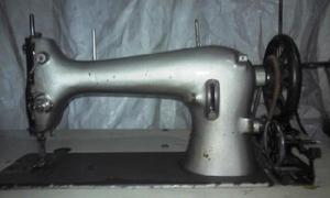 Maquina de coser neumann recta