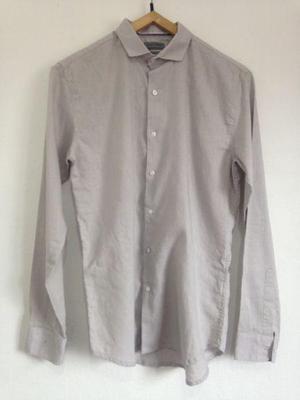 Camisa De Hombre Zara Talle M