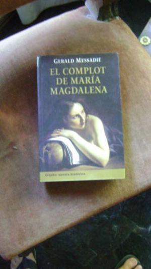 El complot de maria magdalena gerald messadie serie 24.12