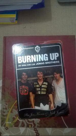 Jonas brothers libro