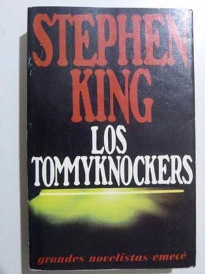 Stephen king - los tommyknockers - ed. emecé (1989)