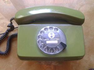 Teléfono vintage ex. e.n.t.e.l
