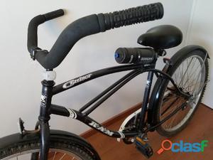 Bicicelta playera rodado 26 unisex