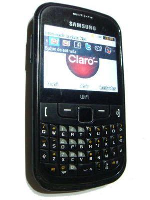 Samsung wifi gt s3350 usado para repuestos o reparar tecnico