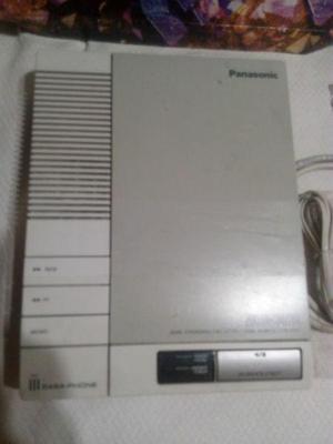 Contestador automático panasonic doble cassette