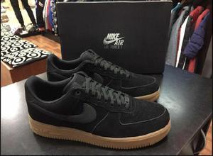 Nike air force low suede 7us