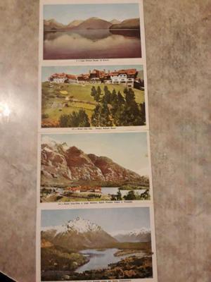 Postales antiguas de bariloche