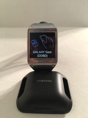 "Smartwatch samsung gear ""nuevo"""