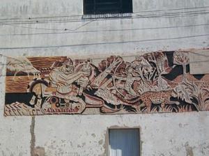 Convocatoria a pintores de murales