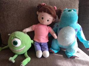 Monsters Inc Peluches