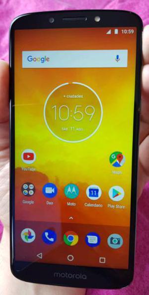 Motorola e5 libre pantalla 5.7' 4g lte.