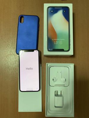 Iphone x white 256gb
