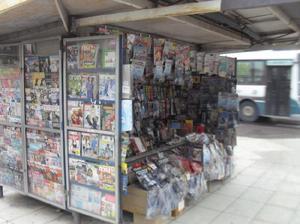 Parada de diarios y revistas centro bahía blanca excelente