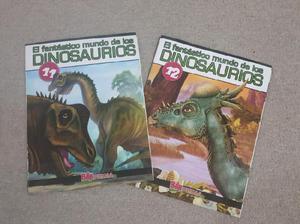 El fantástico mundo de los dinosaurios