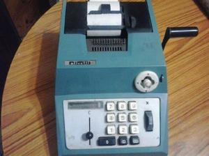 Oportunidad reliquia calculadora como nueva olivetti