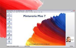 Programa ⇋ pinturería plus ⇋ compatible con factura