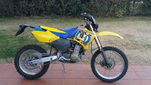 Husqvarna te 610 modelo 2000 rodada en noviembre de 2003