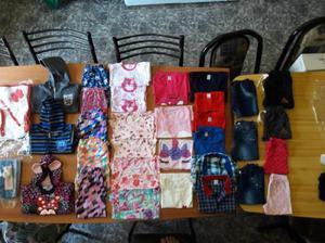 Lote de ropa de bebé y niño/a