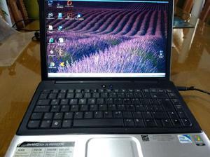 Notebook Compaq Presario CQ40-505 de 15 pulgadas