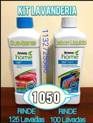 Productos de limpieza Amway!!!