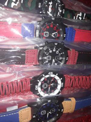 Relojes importados sumerjibles