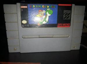 Super Mario World para SuperNintendo