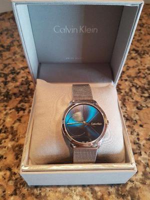 Vendo Reloj Pulsera Hombre Marca Calvin Klein