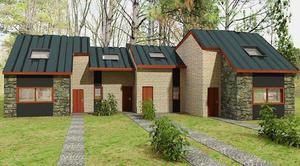 Venta de duplex 2 y 3 ambientes, Country Amarylis, Capilla
