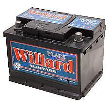 Batería willard 12 x 65 ub620