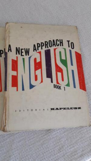 Libros de ingles a new approach to english