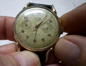 3ca5dea4d7fd Antiguo reloj suizo oro   ANUNCIOS Mayo