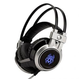 Auriculares gaming headset con micrófono para pc f45